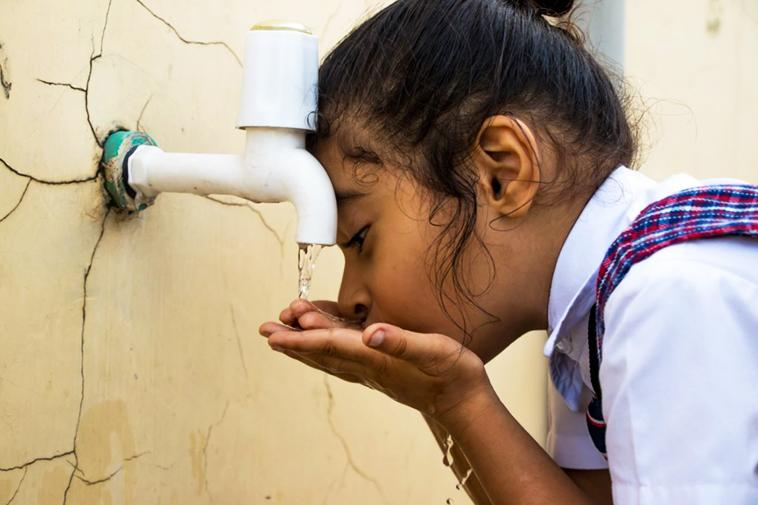 How Much of the World's Population Has Access to Safe Drinking Water?