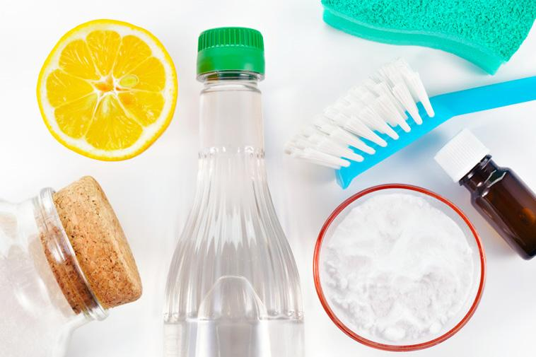 How to Clean Your House with Household Foods
